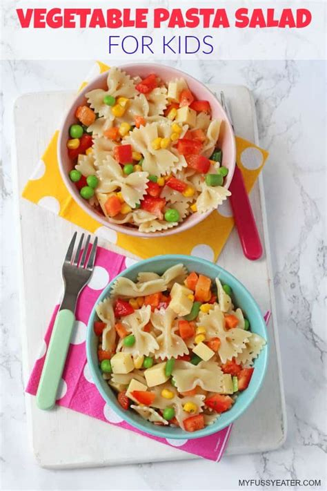 easy and delicious pasta salad fun fit and fabulous easy pasta salad for kids my fussy eater healthy kids
