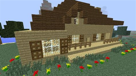 one simple country girl project 2012 my home simple country side house minecraft project