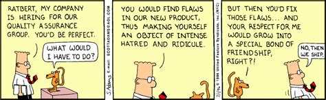 House Design Software New Zealand do you really want to work in the quality team dilbert