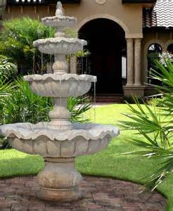 backyard fountains water fountains front yard and backyard designs