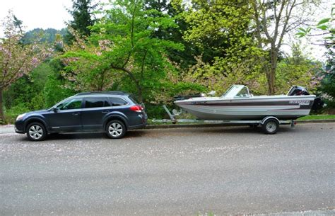 towing with subaru outback subaru outback towing capacity
