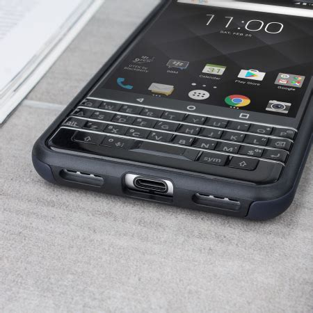 Blackberry Keyone Dual Layer Shell official blackberry keyone dual layer shell
