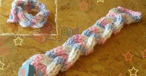 sentence with knit ajeng belajar merajut rajut free knitting pattern cable