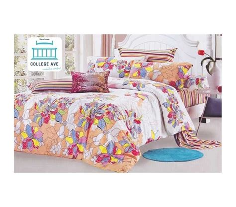 college bedding twin xl twin xl comforter set college ave dorm bedding sleep