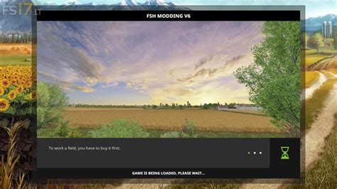 fsh modding map v 6 0 fs17 mods