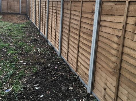 Ideas For Garden Fencing Wooden Garden Fencing Ideas Acacia Gardens