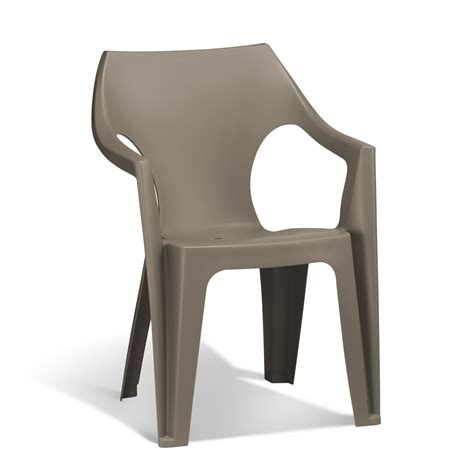 allibert dante chaise cappuccino allibert