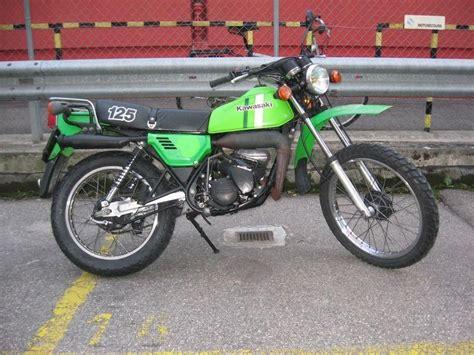 Trial Motorrad 125 Kaufen by Motorrad Oldtimer Kaufen Kawasaki K 125 Trial Motosecours