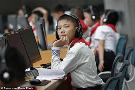 online tutorial for korean students north korea goes online but not the world wide web for