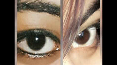 how to change your eye color to hazel my eye color changing journey day 5 from brown to