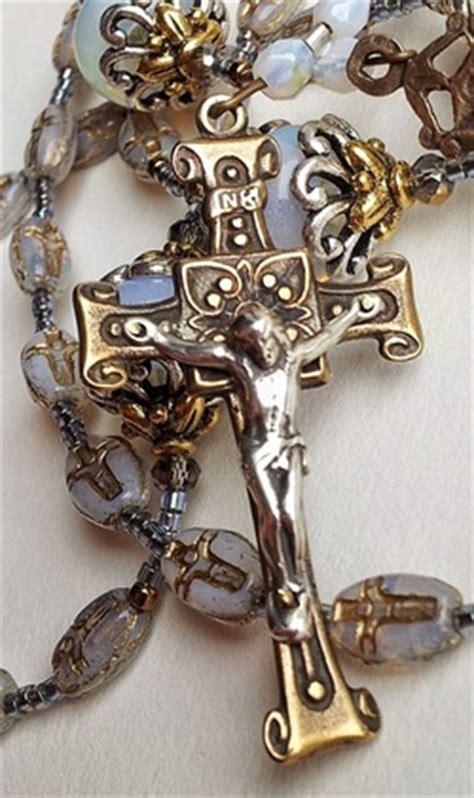 Handmade Catholic Rosaries - rosary petals rosary petals unique quality handmade