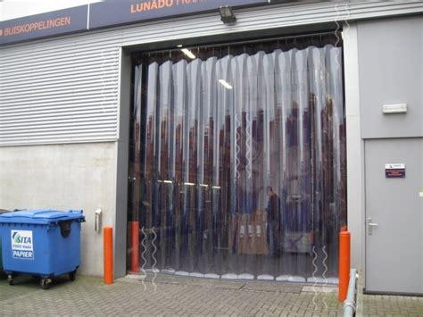 uline vinyl door kits curtains