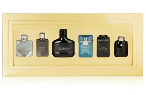 fragrances get cologne and perfume for men and women at kmart macys 6 pc fragrance perfume mini gift set jimmy c versace