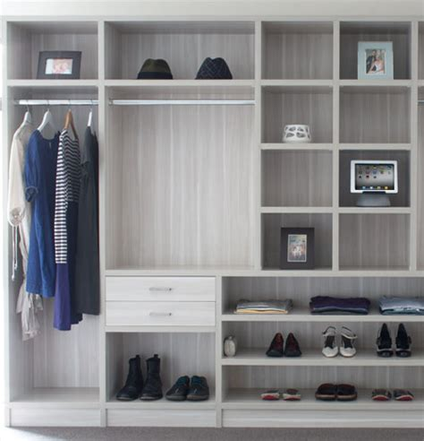 Garage Interior Design Ideas wardrobe world get organised for life