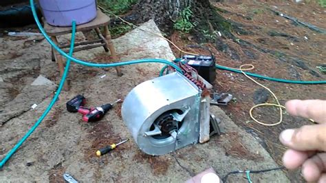 easy diy geothermal cooling system