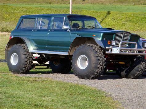Jeep Iceland Exceedingly Cool Wagoneer International