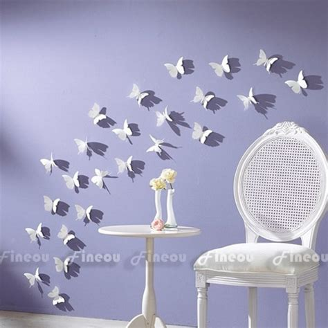 butterfly home decor house experience