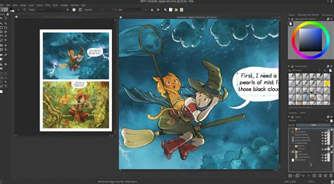 painting software krita 2 9 the kickstarter release krita
