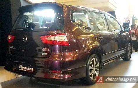 Lu Belakang Mobil Grand Livina Spoiler Belakang Dan Rear Skirt Grand Livina Autech