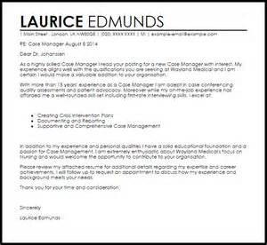 Foundation Manager Cover Letter by Manager Cover Letter Sle Livecareer