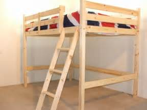 small bunk beds ocsar 4ft small double loft bunk bed