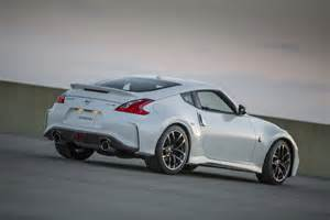 2016 Nissan 370z Nismo 2016 Nissan 370z Coupe And 370z Nismo Get Engine