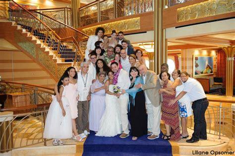 Wedding On A Cruise by A Disney Cruise Wedding On Castaway Cay Sailing Into