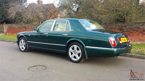 bentley green bentley arnage green label
