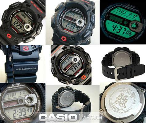 Casio G Shock G9100 1dr ä á ng há nam casio g shock g 9100 1dr rust resist chá ng næ á c 200 m 233 t