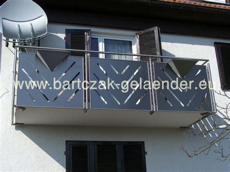 balkongeländer edelstahl bausatz balkongel 228 nder edelstahl bausatz metall schmiedeeisen