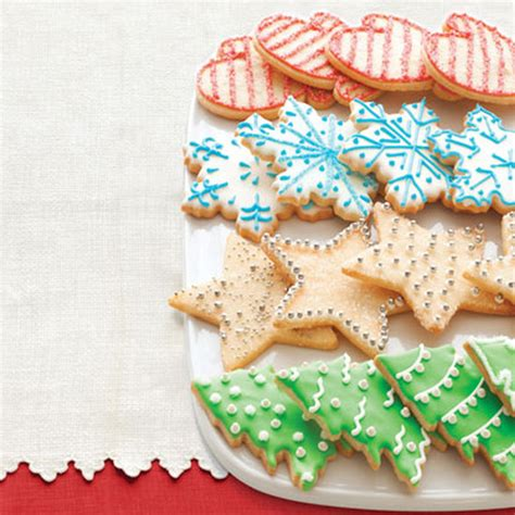 how to decorate christmas cookies male models picture