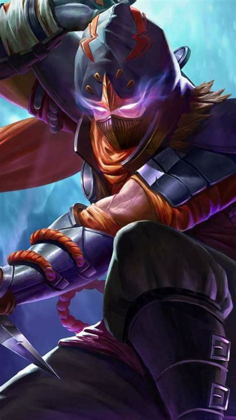 wallpaper mobile legend hayabusa 21 amazing mobile legends wallpapers mobile legends