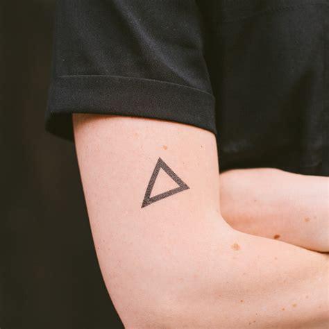 tattoo design triangle black ink clock and eye in triangle with owl tattoo design