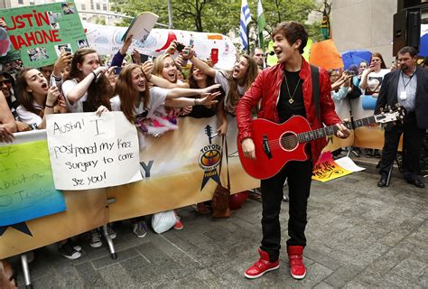 today show decorations mahone reveals how you can be his u cambio
