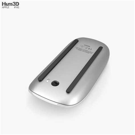 Trand Apple Magic Mouse 2 Original Apple Warranty 1 Year Garansi 1 T apple magic mouse 2 3d model hum3d