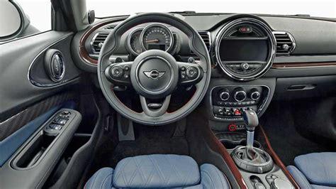 mini interni nuova generazione mini clubman autointhecity