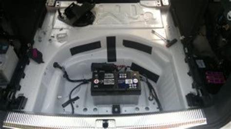 Audi A4 Avant Batterie Ausbauen by Audi A4 Avant 8k B8 1 8er Tfsi Vialle Lpdi Die Zweite