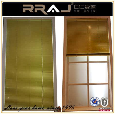 rraj manual dekorasi rumah tirai jendela aluminium blinds