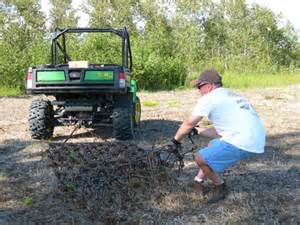 cutting corners planting no till food plots by todd