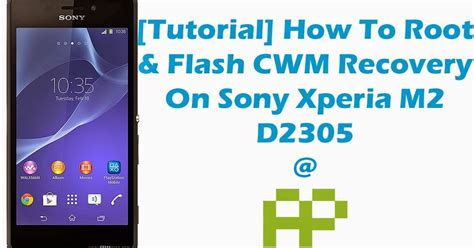 tutorial instal cwm nokia xl tutorial how to root flash cwm recovery on sony xperia