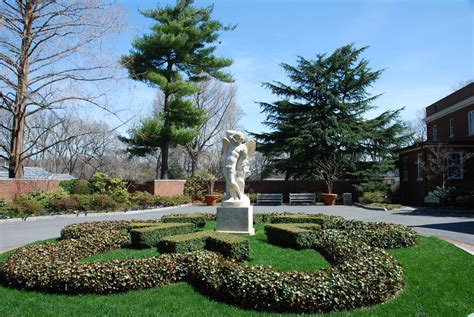 Hillwood Gardens by Panoramio Photo Of Hillwood Museum Gardens