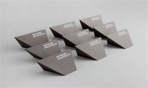 Business Origami - business card design inspiration 60 eye catching exles