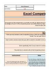 biography ending exle bio 204 excel competency exam xlsx name alexa demanuel