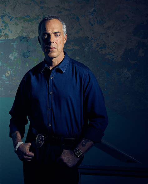 titus welliver as harry bosch titus welliver interview harry bosch is a character i