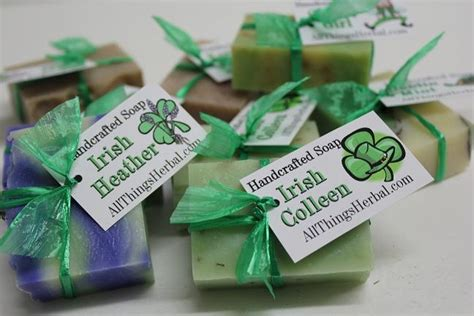 Custome Soap St soap favors created for a st s day 90th