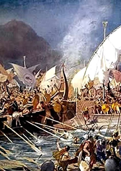 picture information battle of salamis september 480 bc