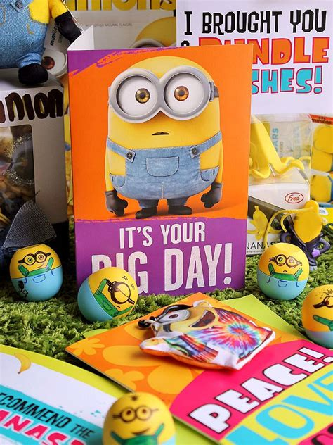 make cards at walmart sendsmiles with new hallmark minions greeting cards at