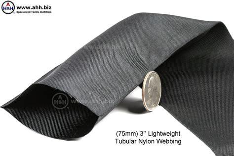 Webbing Tubular 1 Roll 45 Meter Webbing Lightweight Tubular 3 Inch