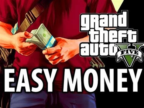 Quickest Way To Make Money Gta 5 Online - gta 5 online easy money 5000 every 3 minutes gta