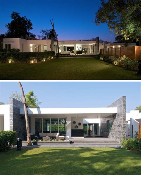 story house 15 exles of single story modern houses from around the